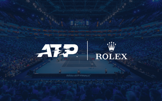 ATP renews global partnership with Rolex