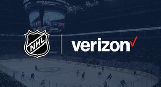 NHL announces Verizon as official 5G partner