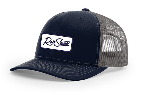 Official Rob Stone Hat - Navy/Gray (Unisex)