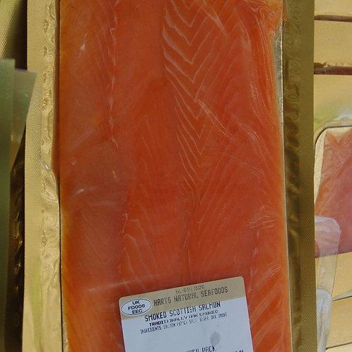Traditional Oak Smoked Scottish Salmon 100g