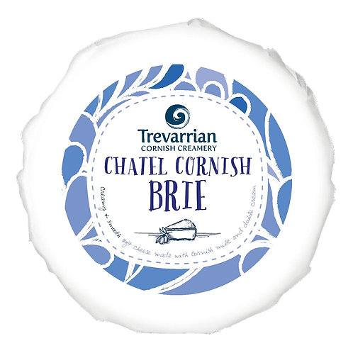 Chatel Cornish Brie 200g