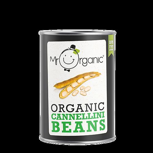Organic Cannellini Beans (400g)