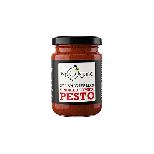 Organic Italian Sundried Tomato Pesto (130g)