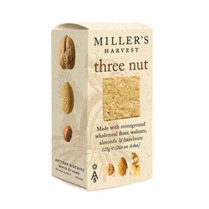 Miller's Harvest Three Nut Crackers