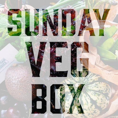 Sunday Veg Box - For 2 people