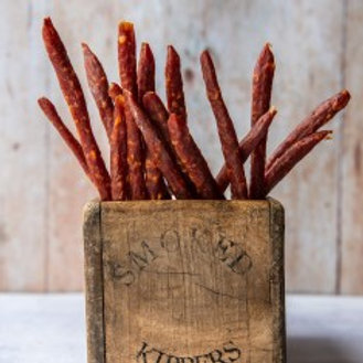 Spicy chorizo pokers with cider - pack of 4