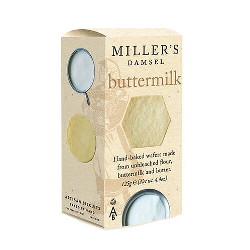 Miller's Damsel Buttermilk Wafers