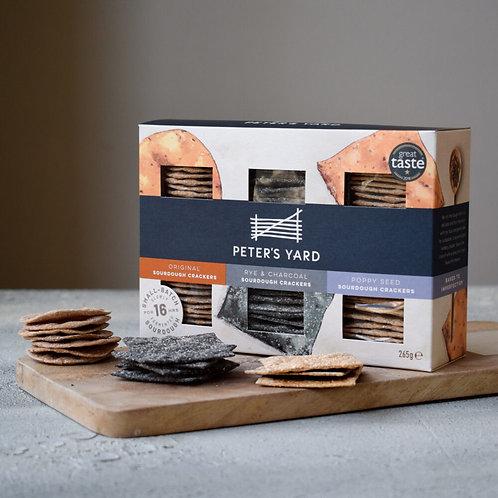 Peter's Yard Cracker Selection Box 265g