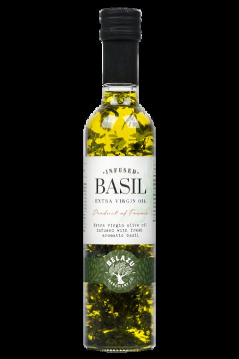 Extra Virgin Basil Infused Oil 250ml