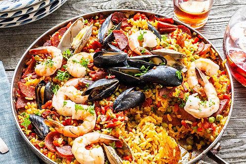 Seafood Paella Mix