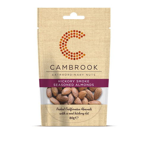 Almonds – Hickory Smoke Seasoned