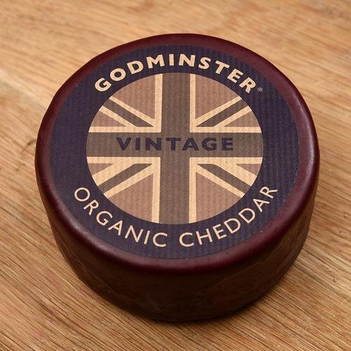 Godminster Round Cheddar 200-400g