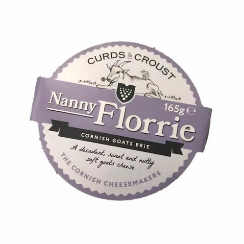 Nanny Florrie - Goats Brie 165g