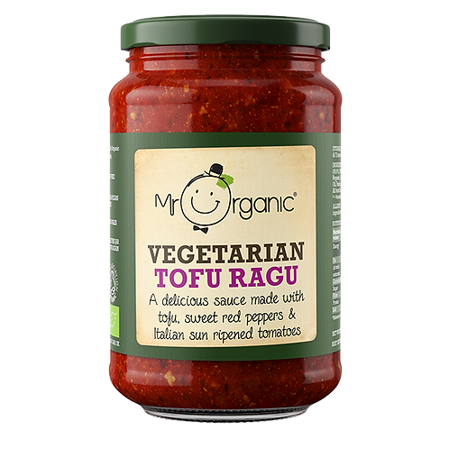 Vegetarian Tofu Ragu (350g)