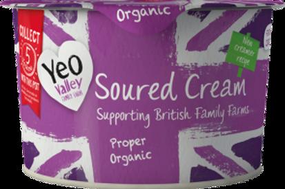 Yeo Valley Soured Cream 200g