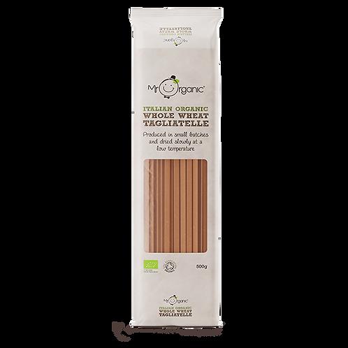 Italian Organic Whole Wheat Tagliatelle (500g)