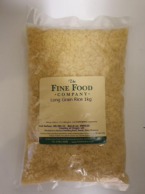 Long Grain Rice 1kg