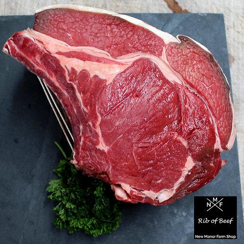 Rib of Beef - Dry aged, 1kg/2kg