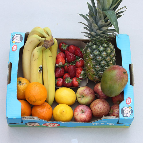 Standard Fruit Box