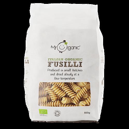 Italian Organic Fusilli (500g)