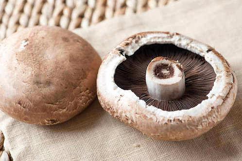 Portobello Mushrooms - x4