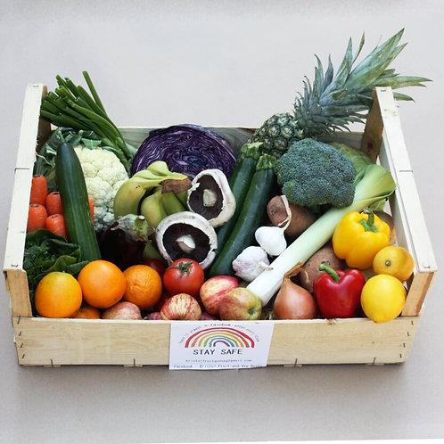 Large Family Mixed Fruit & Veg Box