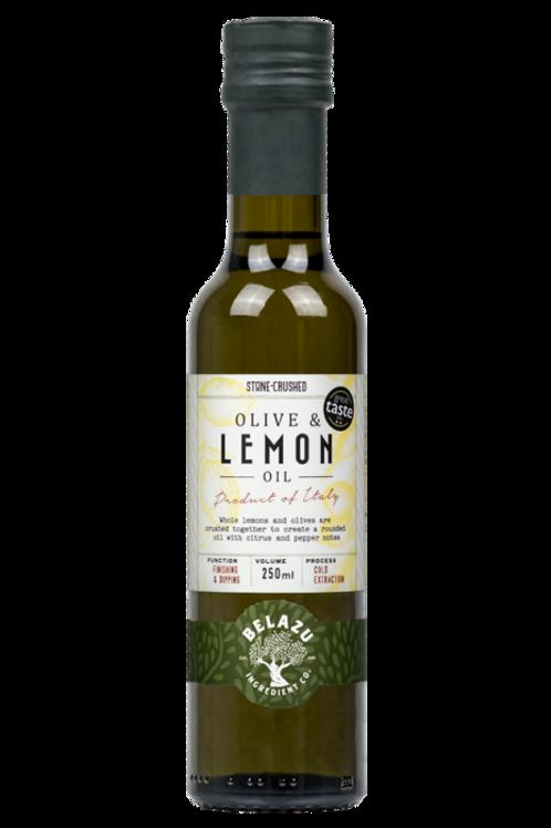 Extra Virgin Lemon Infused Olive Oil 250ml
