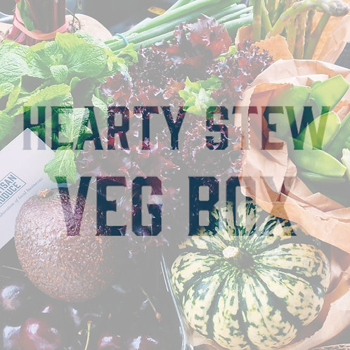 Hearty Stew Veg Box