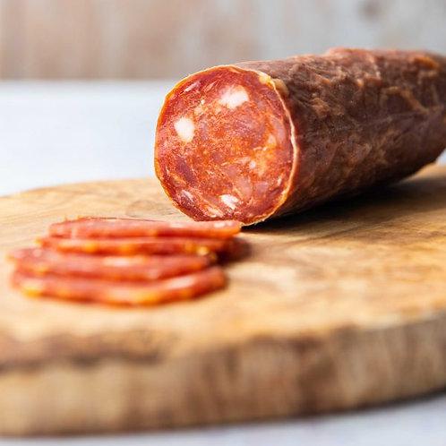Somerset Cider Chorizo - whole, 170g