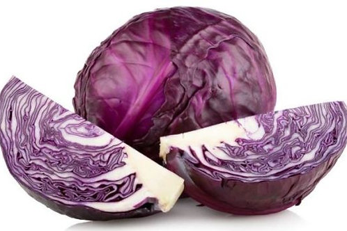 Whole Red Cabbage