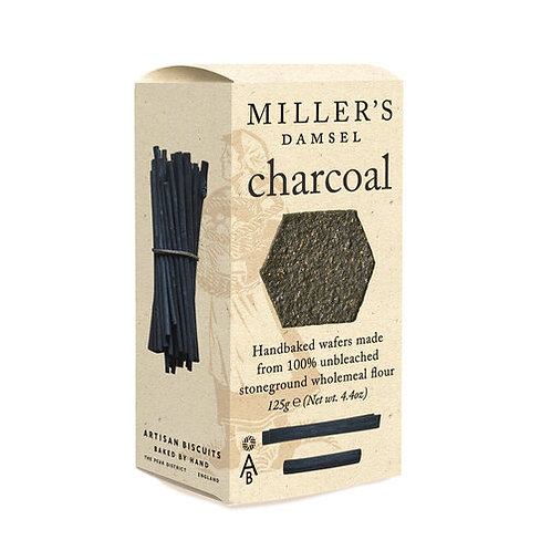 Miller's Damsel Wafers Charcoal
