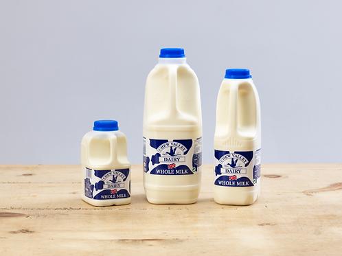 Chew Valley Dairy Whole Milk