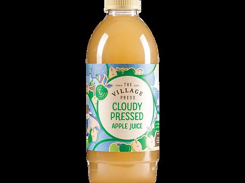 Cloudy Pressed Apple Juice - 1lt