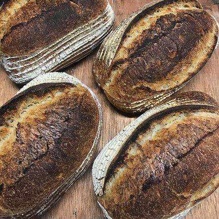 Bristol sourdough bread