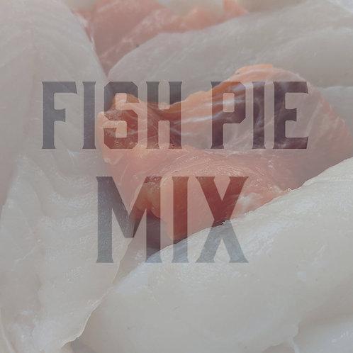 Fish Pie Mix (450g) Salmon & White Fish