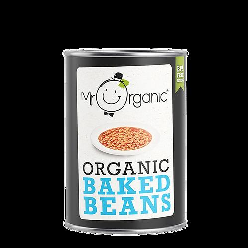 Organic Baked Beans (400g)
