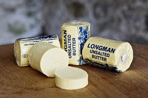 Longman Un Salted Butter 200g