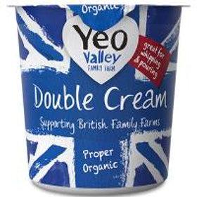 Yeo Valley Double Cream 227g