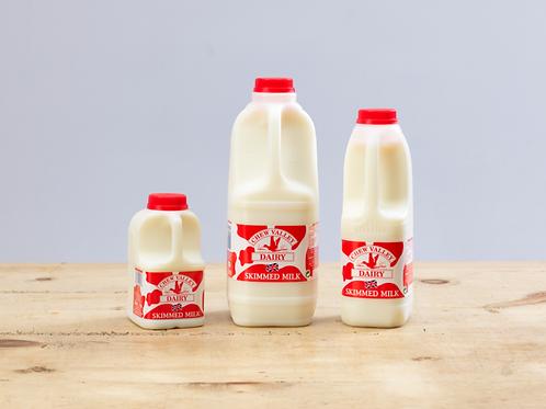 Chew Valley Dairy Skimmed Milk