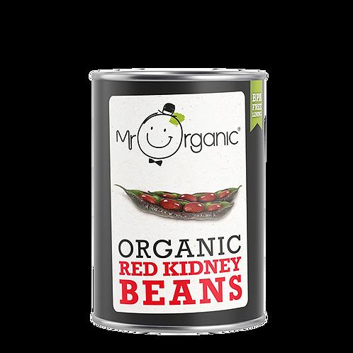 Organic Red Kidney Beans (400g)