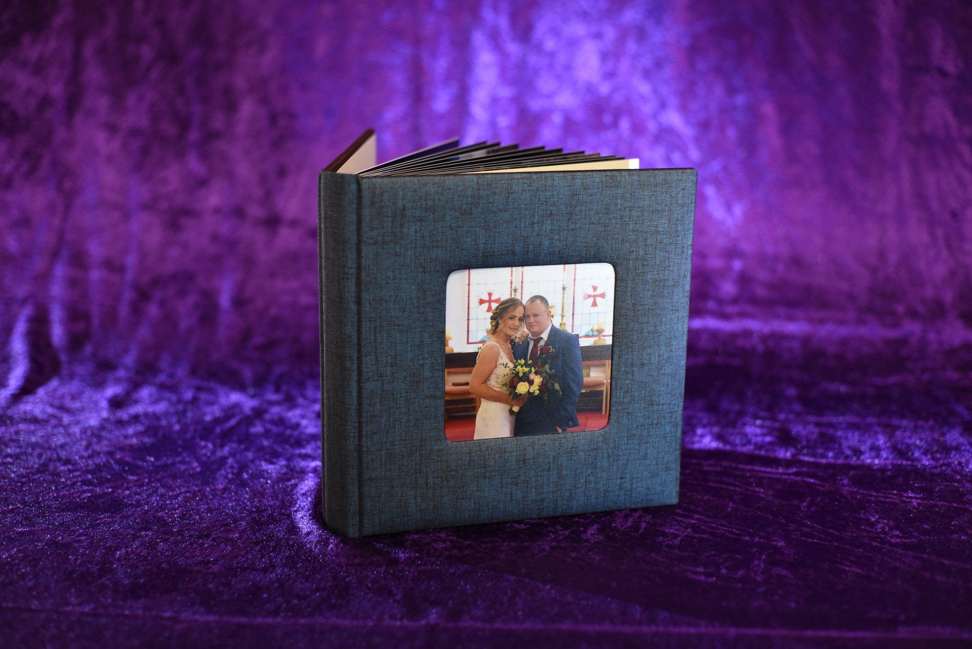 sample wedding album