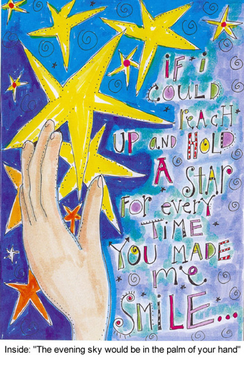 Reach up and hold a star - #nd-114