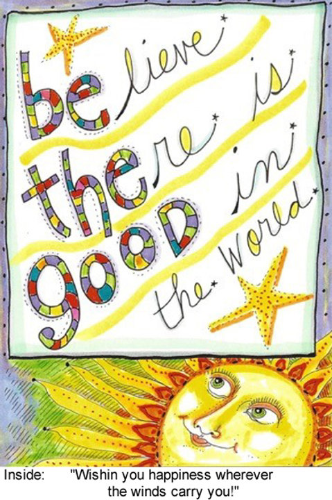 Be the good - #nd-274
