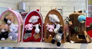 Packable Stuffed Animals