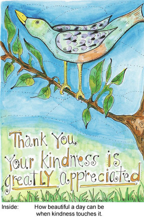 Your kindness is greatly appreciated - #nd-78