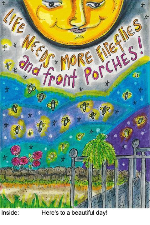 Life needs more fireflies - #nd-246