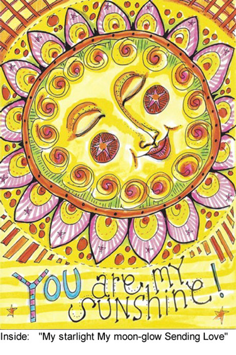 You are my sunshine - #nd-268