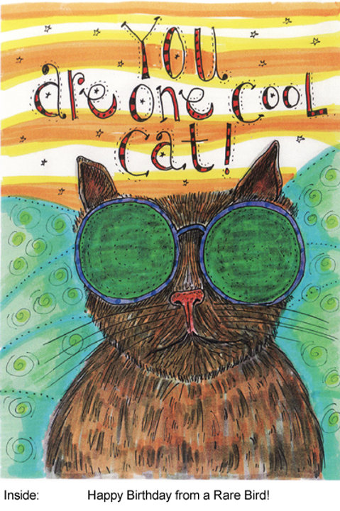 You are one cool cat - #nd-247