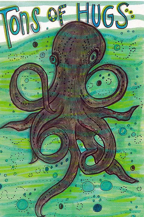 Octopus - #nd-291