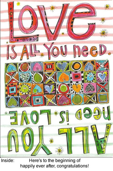 Love is all you need - #nd-204